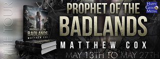 Prophet of the Badlands-tour-banner-dated | by amberrisme1