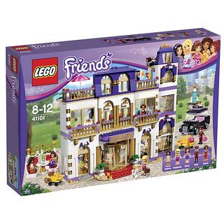 LEGO Friends 2015: 41101 - Heartlake Grand Hotel