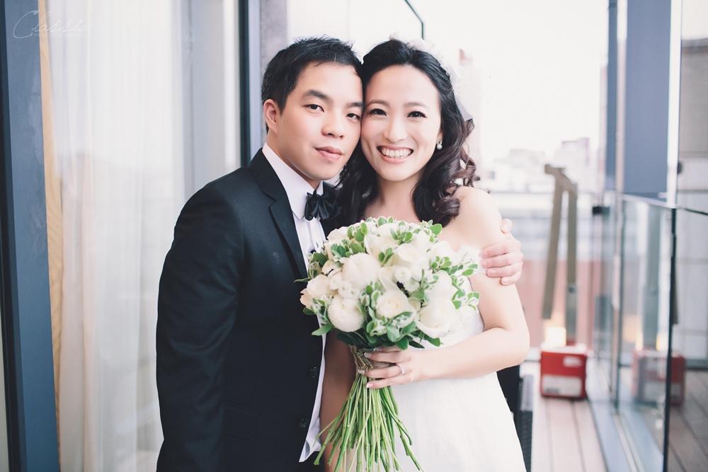大倉久和大飯店雙人雙機婚禮紀錄