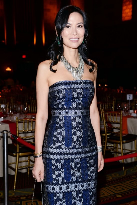 Wendi Deng Murdoch==.In International Centre for Missing & Exploited Children's Inaugural Gala for Child Protection==.Gotham Hall, NYC==.May 7, 2015==.©Patrick McMullan==.Photo - Clint Spaulding/PatrickMcMullan.com==.==