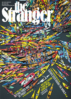 Paddle in Seattle Stranger Cover