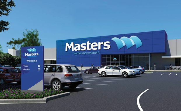 The plan for a Masters store in Bundaberg (QLD) has been lodged