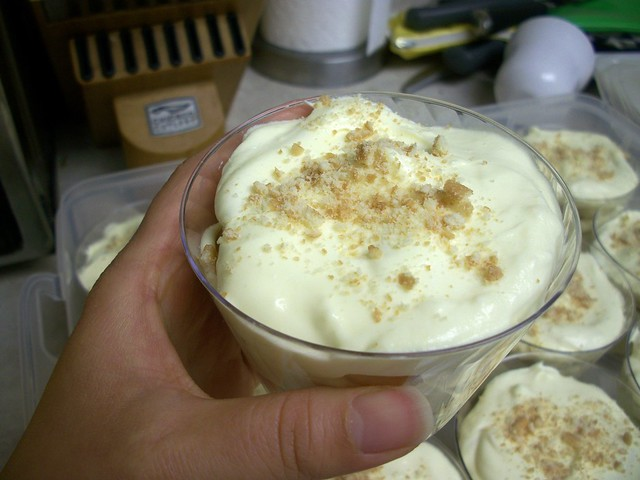 banana pudding cups 12