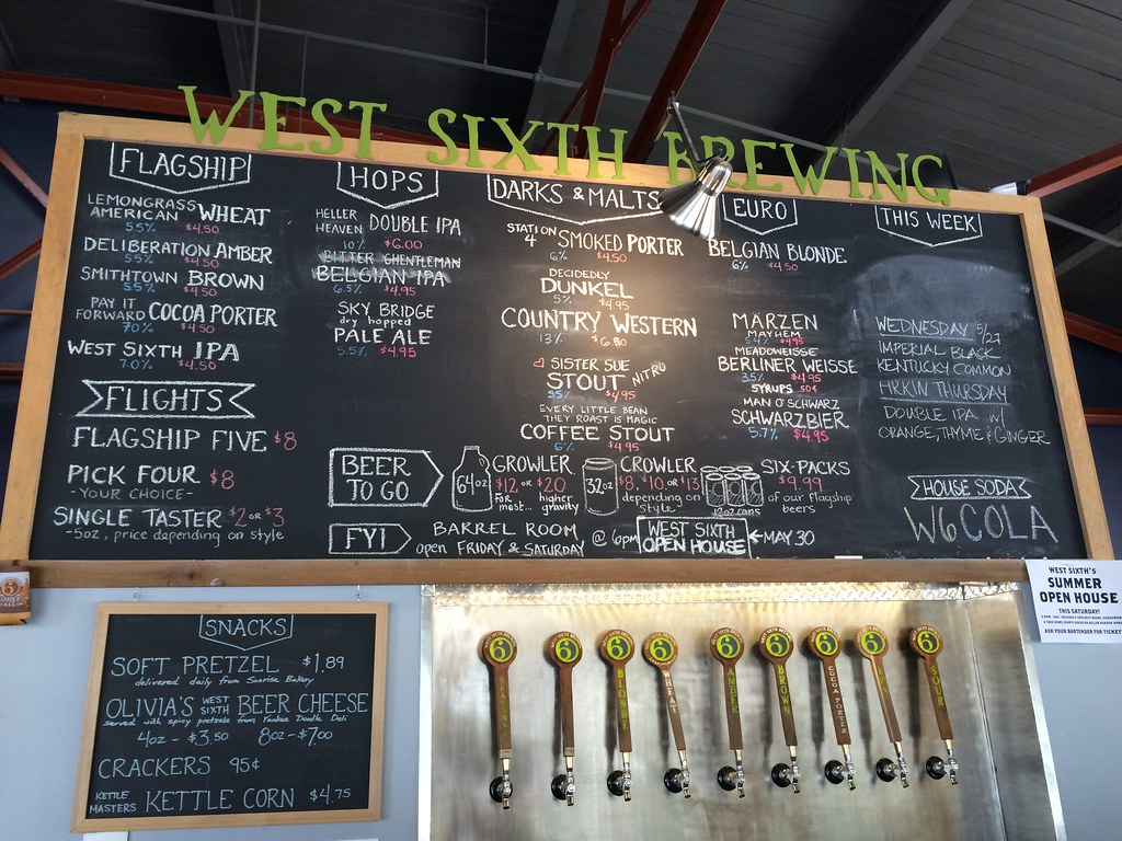 West Sixth Brewing