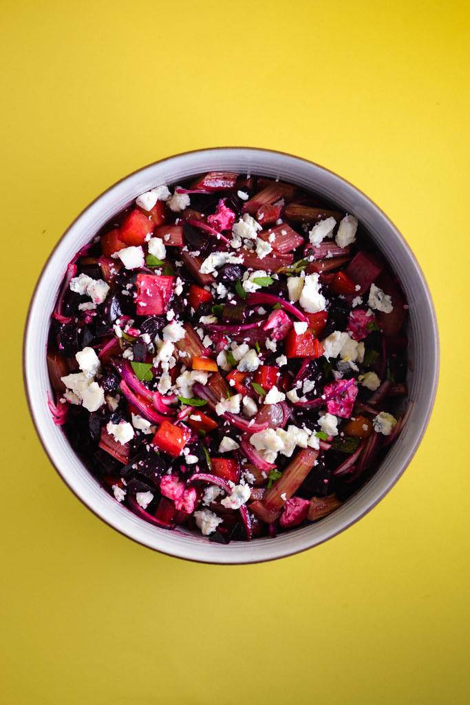 recipe: ottolenghi beetroot salad [38]