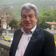 ERNESTO MILLEROSA sindaco sicignano