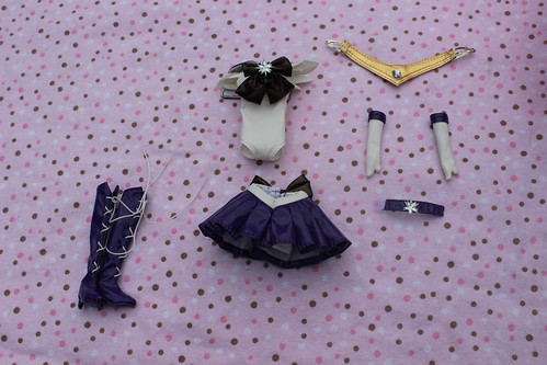 Sailor Saturn stock outfit