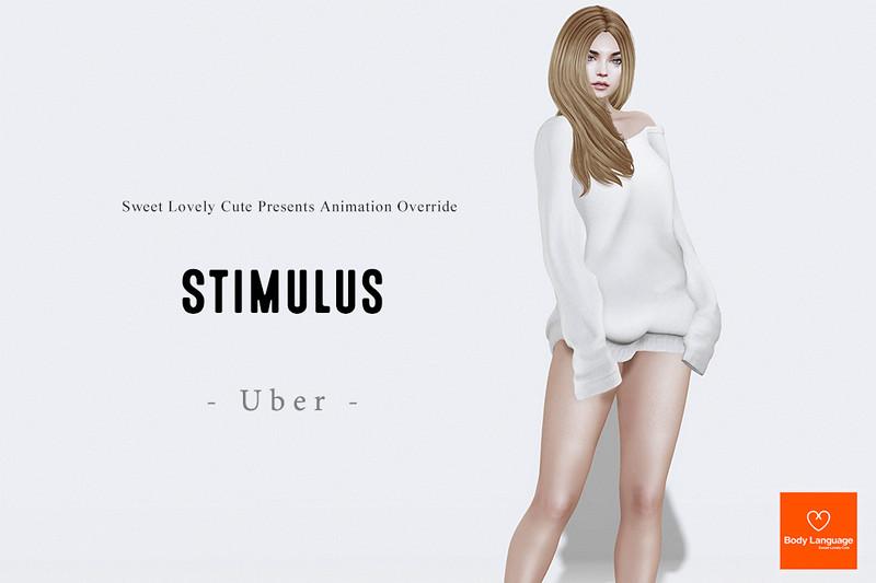 AO Stimulus @ Uber