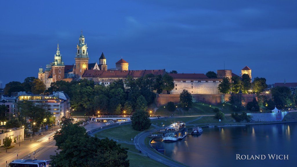 Krakòw - Wawel