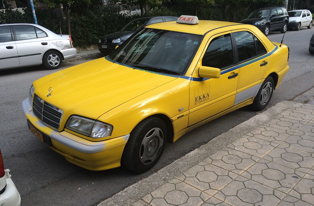 mercedes w202 c180 taxi a local taxi which has either. Black Bedroom Furniture Sets. Home Design Ideas