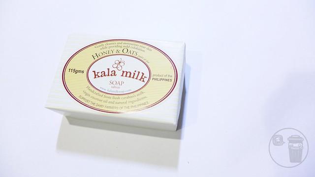 kala milk soap