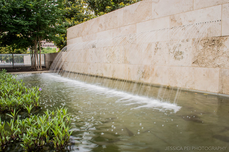 Nasher Sculpture Center Fountain