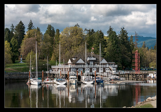 The Vancouver Rowing Club | by Pomax