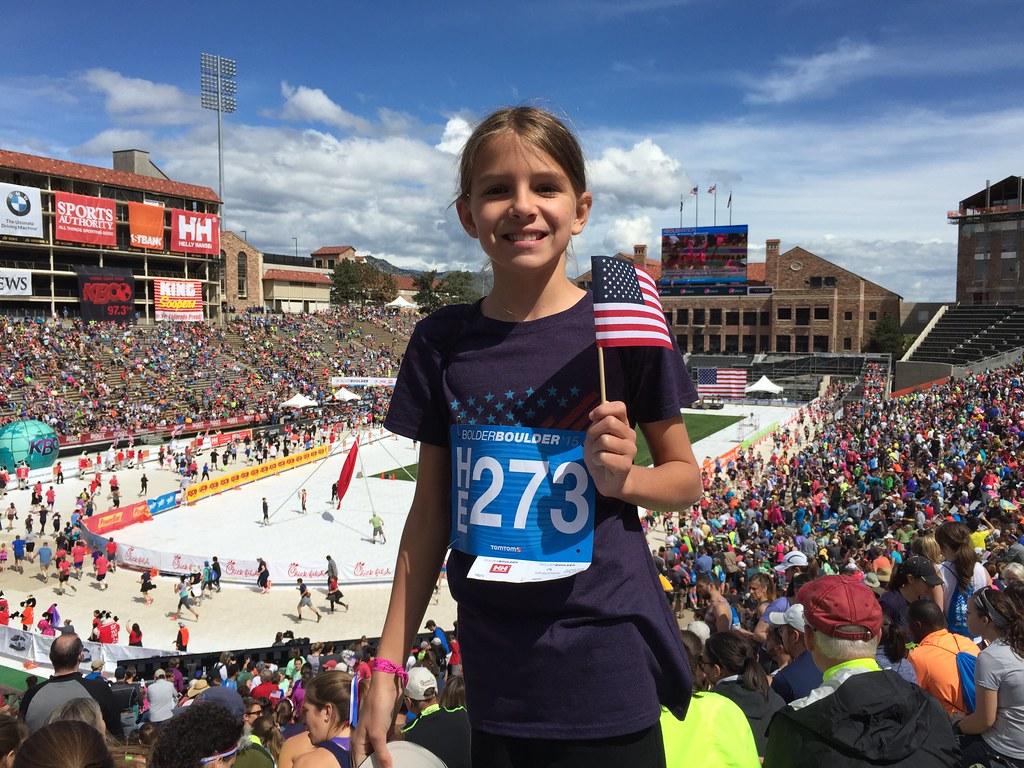 Bolder Boulder 10k 2015