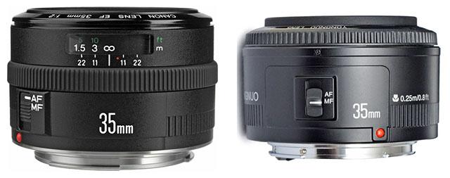 yongnuo35mm