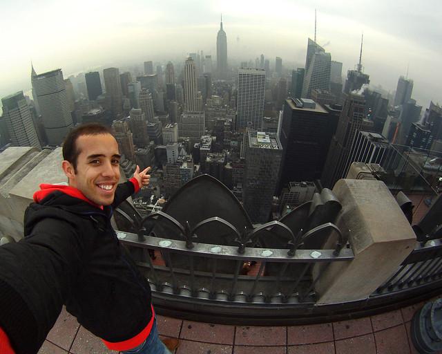 Desde el Top of the Rock para contaros las mejores recomendaciones y consejos para viajar a Nueva York