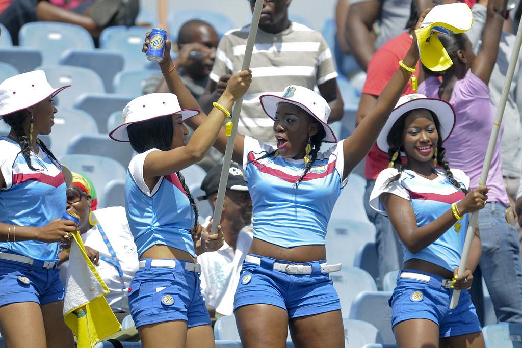 Carib girls