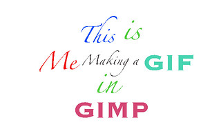 Making a GIF in GIMP | by amayem