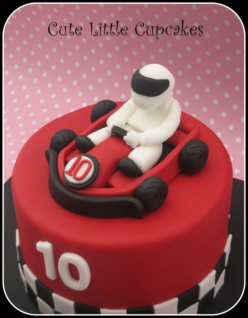 Go Kart World >> Go-Kart Cake | Heidi Stone | Flickr