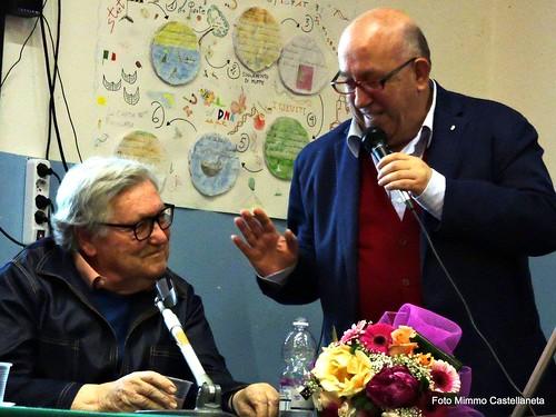 Rocco fasano e Franco Gisotti