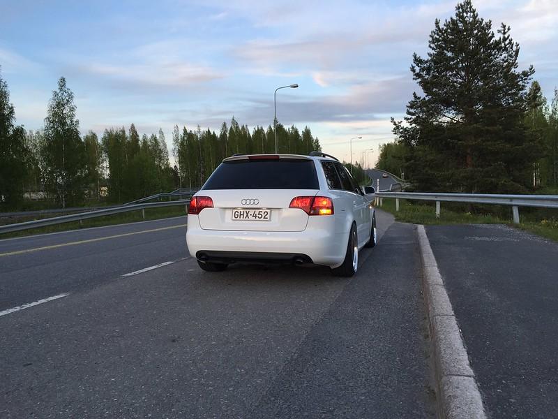 Zoml: Audi A4 B7 Avant //Mätäs Crew 18092606605_24a86992d9_c