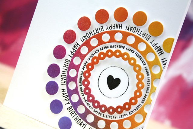 SSS-Circle Dots Stencil