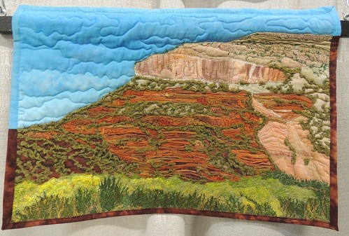 Jemez Mesa by Laura Gilmartin