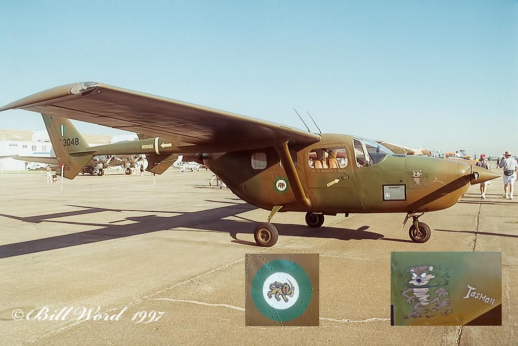 Cessna 337G Super Skymaster Tasman cn337-1470 N3048 a | Flickr