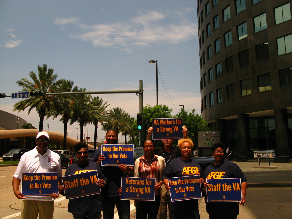 New Orleans VA Rally - June 2016 | This Rally was led by AFG
