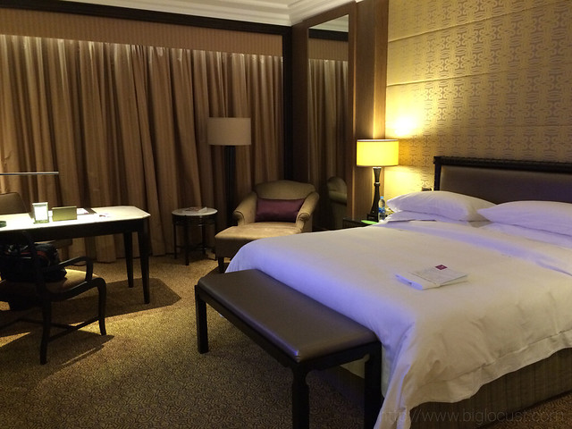Sheraton Grand Sukumvit - Room