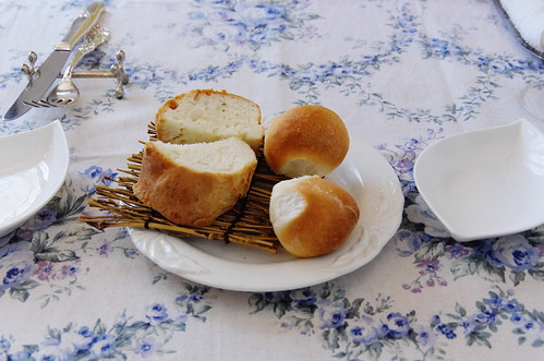 パンがうまい