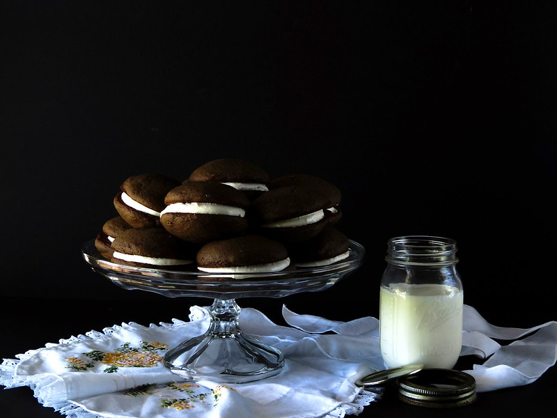 Southern-Style Moon Pies with a Cardamom-Marshmallow Buttercream