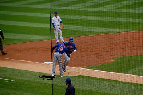 Anthony Recker home run