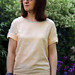 Paprika Patterns Onyx Shirt, Double Gauze Dyed with Paprika