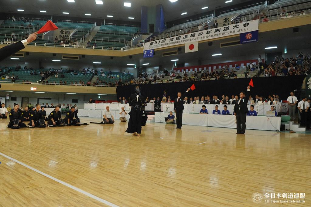 51st all japan dojo junior kendo taikai 195 2016 7 27 for Kendo dojo locator