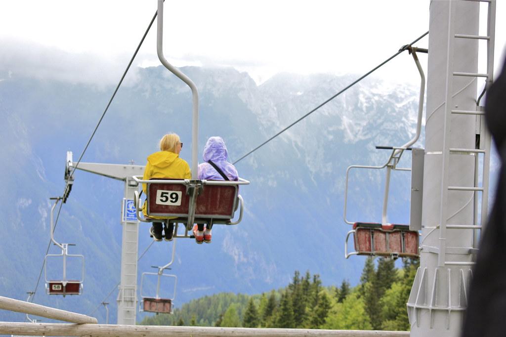 Velika Planina slovenia matka