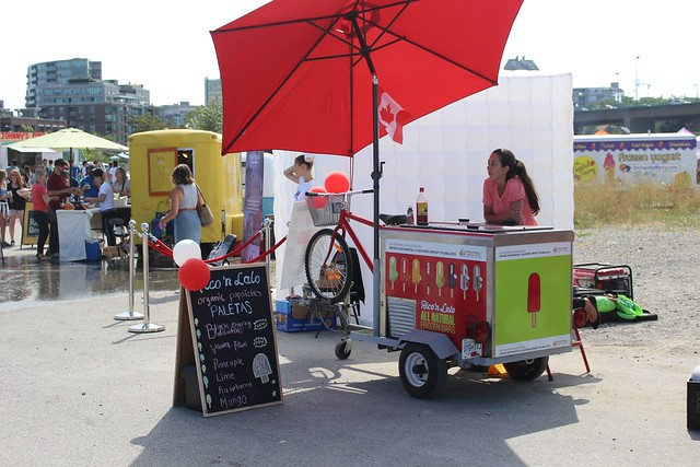 2016 YVR Food Fest @ Olympic Village, Vancouver, BC