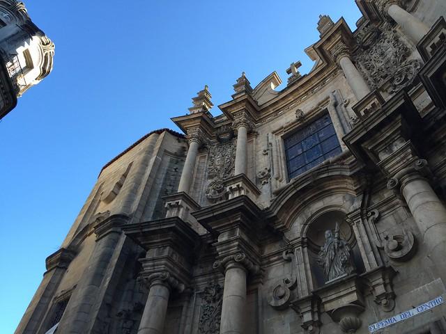 Iglesia de Santa Eufemia (Ourense, Galicia)