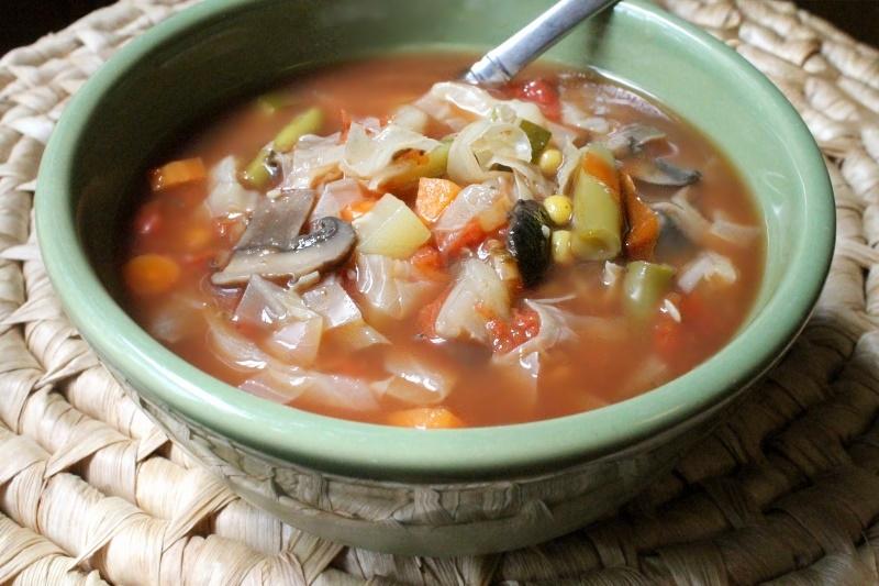 Veggie Soup, 2
