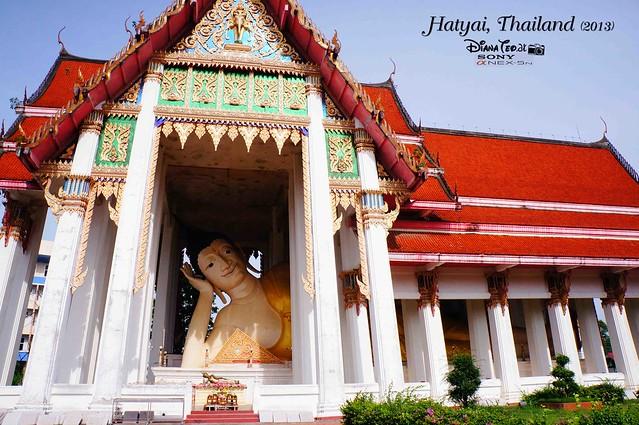 Hat Yai Day 3 - 01 Temple of Wisdom