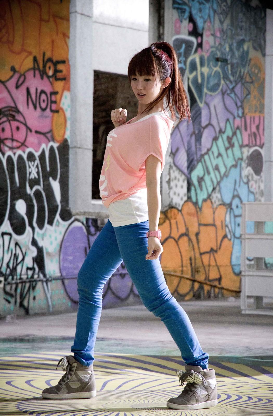 郭書瑤在《舞鬥》中 再度扮演高中生 首度在大銀幕上秀舞技-1