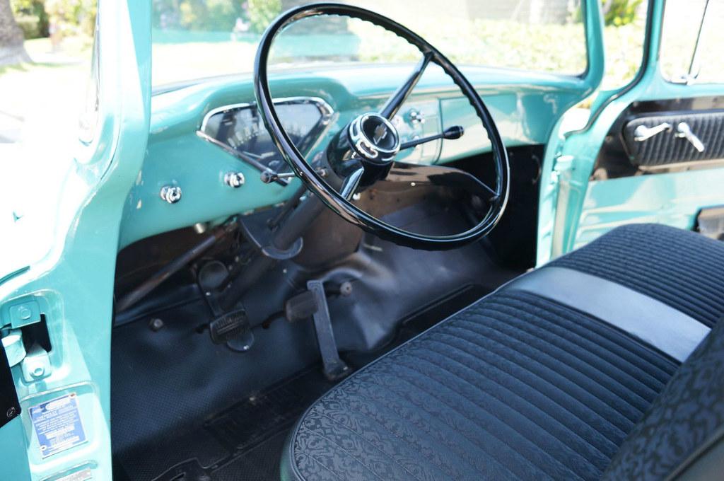 1959 Chevrolet Apache 32 Pickup Fleetside Hipo Fifties Maniac Flickr