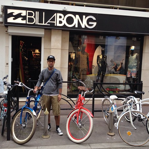 Billabong Store in #Cannes