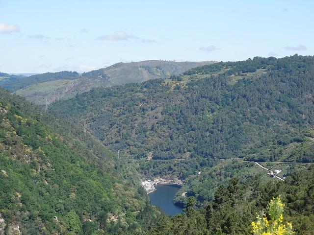 Río Sil en el PR-G 181 Ruta de Cibrisqueiros a San Cosmede