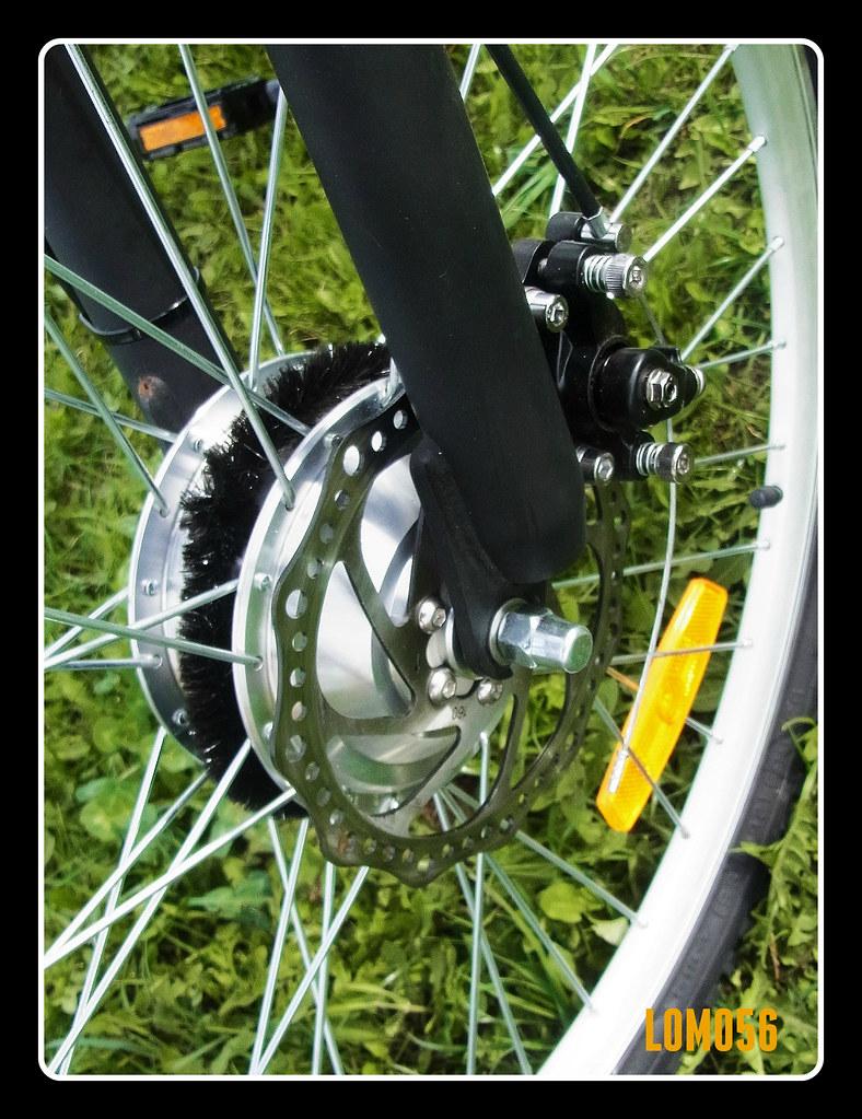 E-Mountainbike NORDWERK CR 22 | Technische Daten: Rahmen: Al… | Flickr