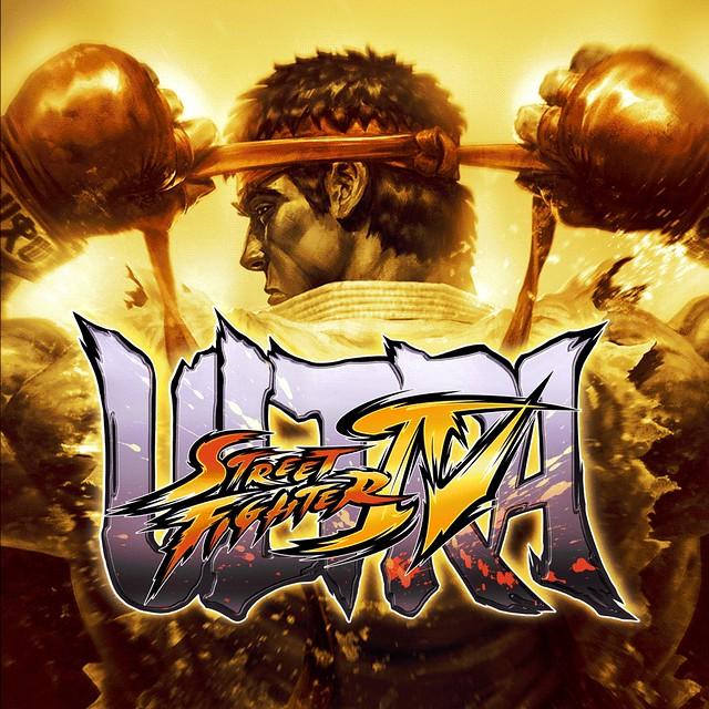 Ultra Street Fighter V