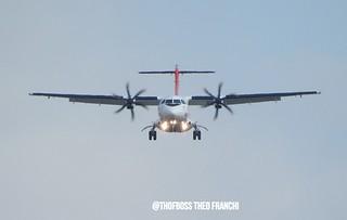 ATR72-600 air Tahiti et a350 Vietnam pour son premier vol MSN14 FWWIF