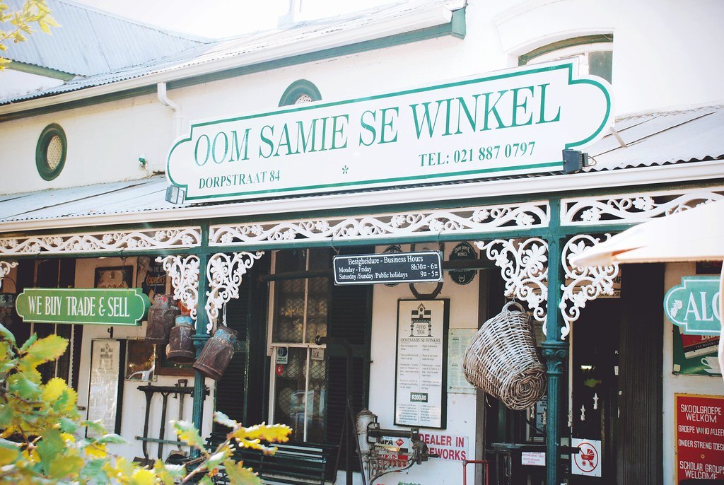 Oom Sammie se winkel, Zuid Afrika | via It's Travel O'Clock