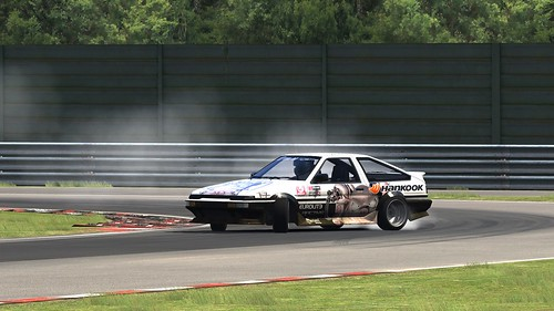 Toyota AE86 drift - Assetto Corsa - Gruiiii Power