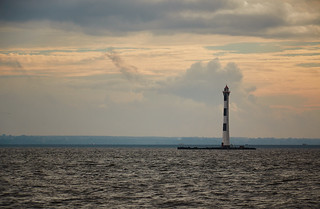Lighthouse of Kronstadt | by dmihel